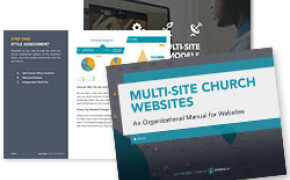 Multi-Site Church Websites