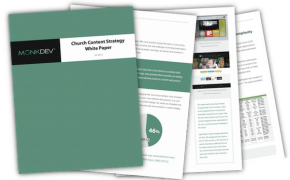 Church Content Strategy White Paper