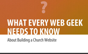 What Every Web Geek Needs to Know