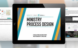 Ministry Process Design